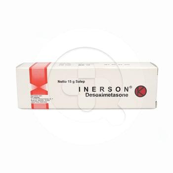 Inerson salep adalah obat yang digunakan untuk mengatasi peradangan pada kulit