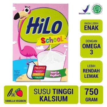 HiLo School Vanilla Vegiberi 750 g harga terbaik 130200