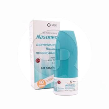 Nasonex nasal spray adalah obat untuk mengatasi kondisi alergi seperti rhinitis alergi