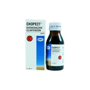 Oxopect Sirup adalah obat untuk mengatasi batuk baik batuk berdahak maupun batuk kering.