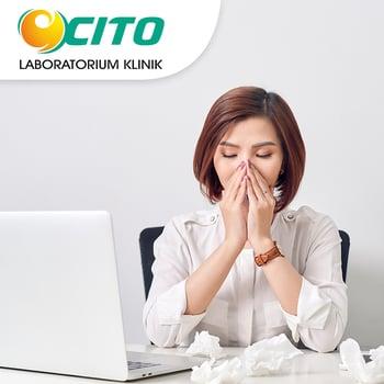 Panel Alergi di Laboratorium Klinik Cito, Jakarta, Jawa Tengah, Jawa Timur