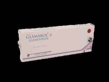 Glamarol tablet adalah obat untuk mengatasi kadar glukosa darah yang tinggi pada pasien penderita diabetes melitus tipe 2.