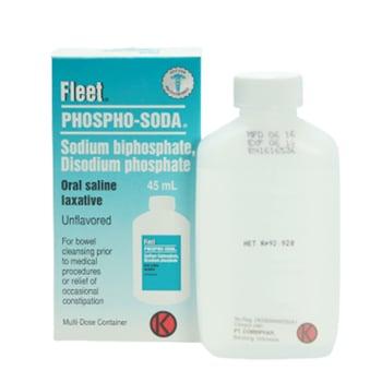 Fleet phospho-soda larutan 45 ml | Beli Online Toko SehatQ, Gratis Ongkir