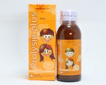 Prolysin Plus Sirup 100 ml harga terbaik