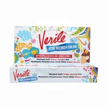 Verile Blemish Cream 10 g harga terbaik 26628