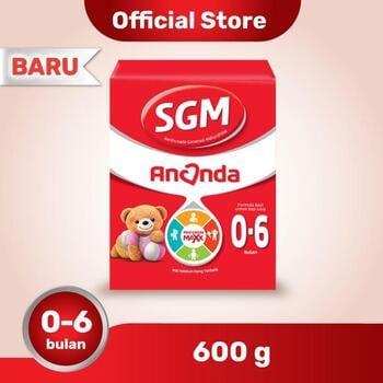 SGM Ananda 1 Susu Formula untuk Bayi 0-6 Bulan 600 g