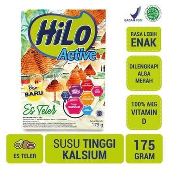 HiLo Active Es Teler 175 g harga terbaik 48500
