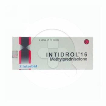 Intidrol Tablet 16 mg  harga terbaik