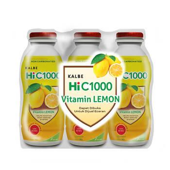 Hi C 1000 Lemon 6 x 140 ml harga terbaik