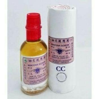 Cap Tawon Minyak Gosok CC 20 ml