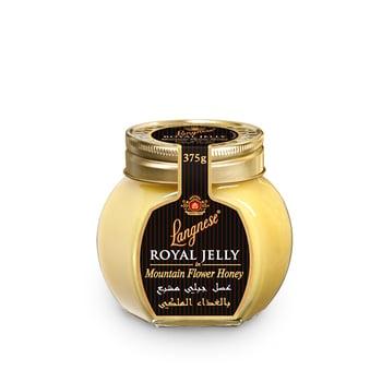 Langnese Royal Jelly in White Honey 375 g harga terbaik 599000