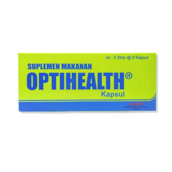 Optihealth kapsul digunakan untuk memelihara kesehatan mata.