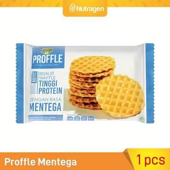 Prosana Proffle High Protein Waffle Mentega 60 g harga terbaik