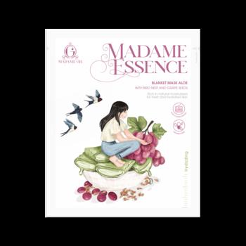 Madame Gie Essence Blanket Mask Aloe Vera harga terbaik 12500
