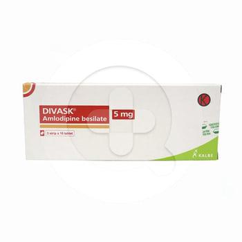 Divask dapat digunakan untuk mengobati hipertensi dan angina
