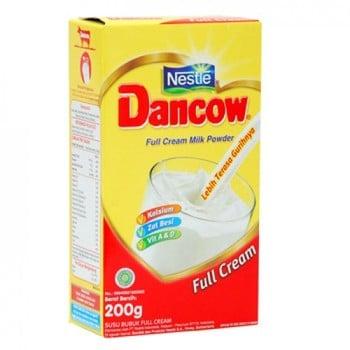 Dancow Full Cream 200 g harga terbaik