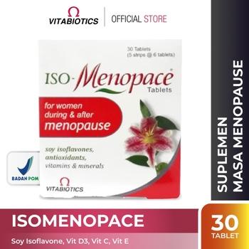 Vitabiotics Isomenopace Tablet  harga terbaik 226875