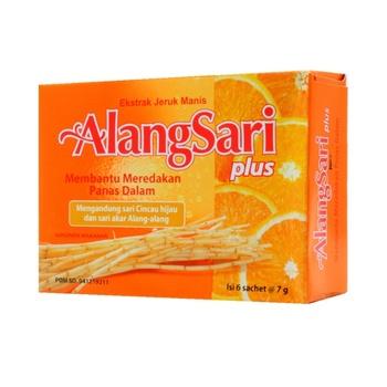 Alang Sari Plus Jeruk Nipis Sachet 7 g  harga terbaik