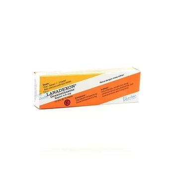 Lanadexon kaplet adalah obat untuk mengatasi peradangan sendi dan reaksi alergi