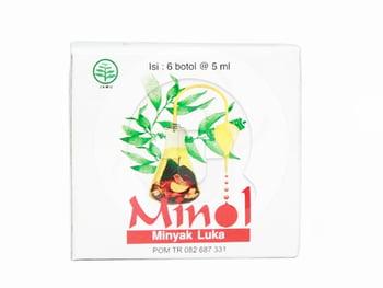 Minol Larutan 5 ml  harga terbaik 30425