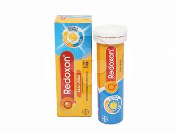 Redoxon Double Action Rasa Jeruk Tablet  harga terbaik 43036