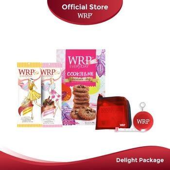 Delight Package WRP - Special Hampers Parcel Ramadhan harga terbaik 100000