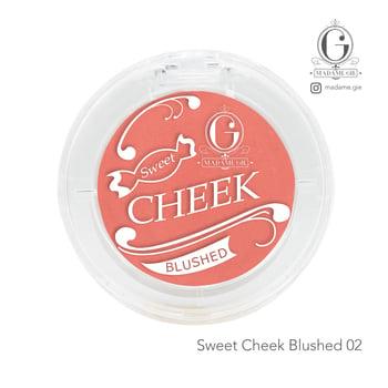 Madame Gie Sweet Cheek Blush On 02 harga terbaik 15000