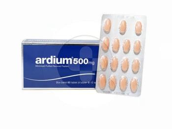 Ardium Tablet 500 mg  harga terbaik 95481