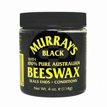 Murrays Pomade Black Beeswax 114 g