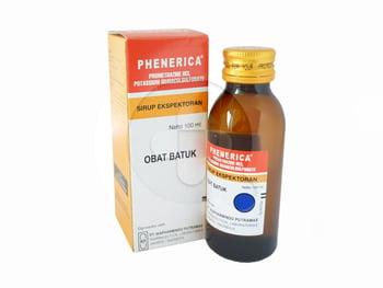 Phenerica Sirup 100 mL harga terbaik 21918