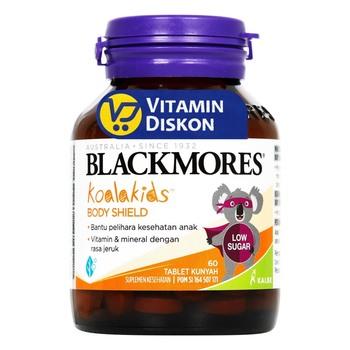 Blackmores Koala Kids Body Shield (60)