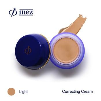 Inez Color Contour Plus Correcting Cream Light harga terbaik