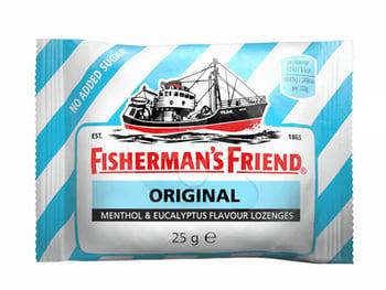 Fisherman's Friend Original Lozenges Sugar Free 25 g harga terbaik 14011