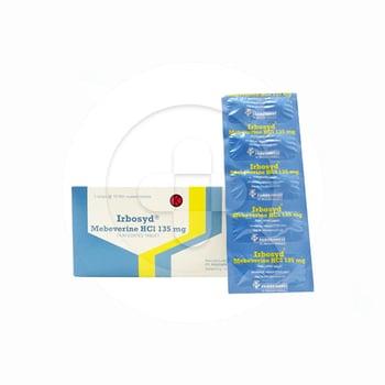 Irbosyd Tablet adalah untuk mengatasi gangguan usus besar seperti nyeri perut, kembung, dan diare.
