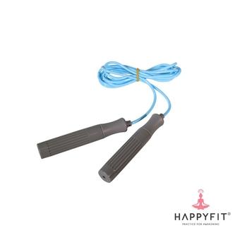 Happyfit Jump Rope - Blue/Grey harga terbaik 50000