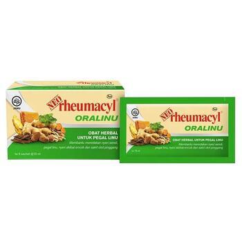NEO Rheumacyl Oralinu (1 Box @ 5 Sachet)
