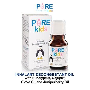 Pure Kids Inhalant Decongestant Oil 10 ml harga terbaik 54245