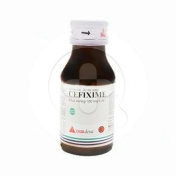 Cefixime OGB Dexa Medica Sirup 30 ml harga terbaik