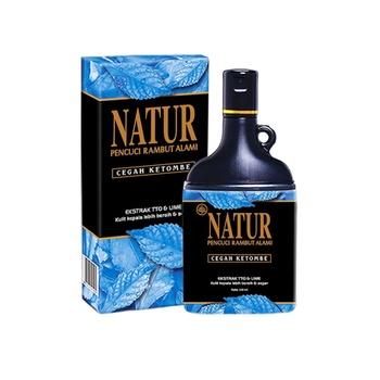 Natur Shampo Cegah Rambut Ketombe 140 ml harga terbaik