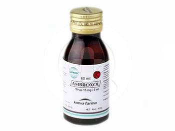 Ambroxol Kimia Farma Sirup 15 mg/5 mL - 60 mL harga terbaik 6699