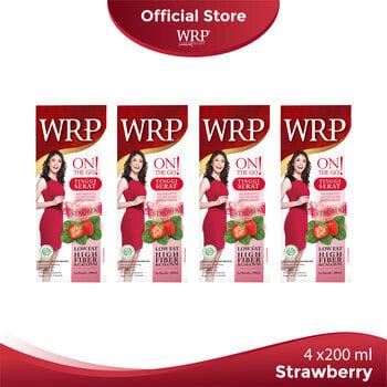 WRP On The Go Strawberry WRP 4 x 200 mL harga terbaik 39600