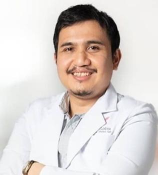 Muhammad Fajar Raamadhan Irsyal, Sp.Tht Kl