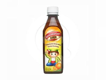 Cerebrofort Gold Original 200 mL harga terbaik 36100