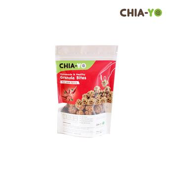 Chia-Yo Granola Bites Hot & Spicy 50 g harga terbaik 18000