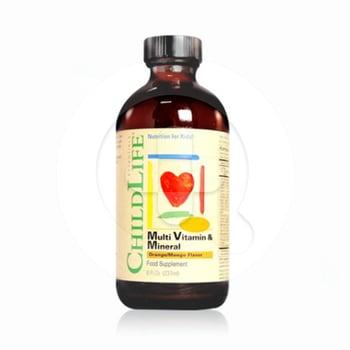 ChildLife Multivitamin & Mineral 8oz - 237 mL harga terbaik