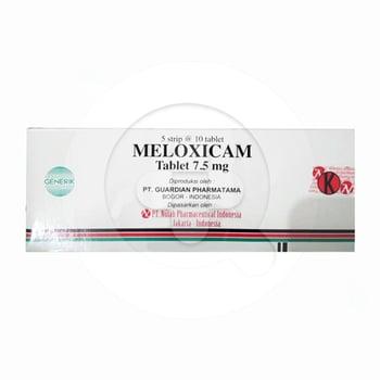 Meloxicam Guardian Tablet 7.5 mg  harga terbaik