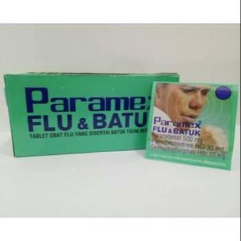 Paramex Flu dan Batuk Tablet  harga terbaik