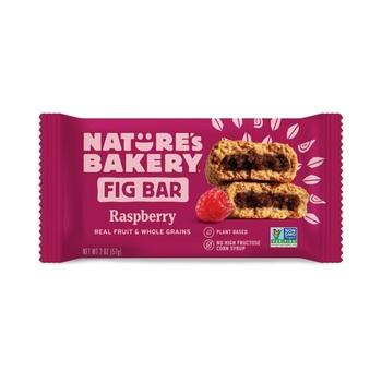 Nature's Bakery Fig Bar Raspberry 57 g harga terbaik 19900