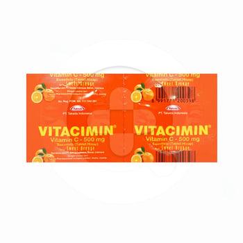 Vitacimin Orange Tablet  harga terbaik 1600