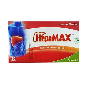 Hepamax Kapsul  harga terbaik 123064